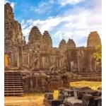 到达柬埔寨